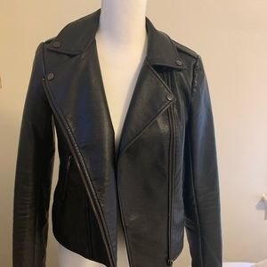 BDG Faux Leather Jacket 🧥